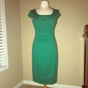 FATE London green dress, M